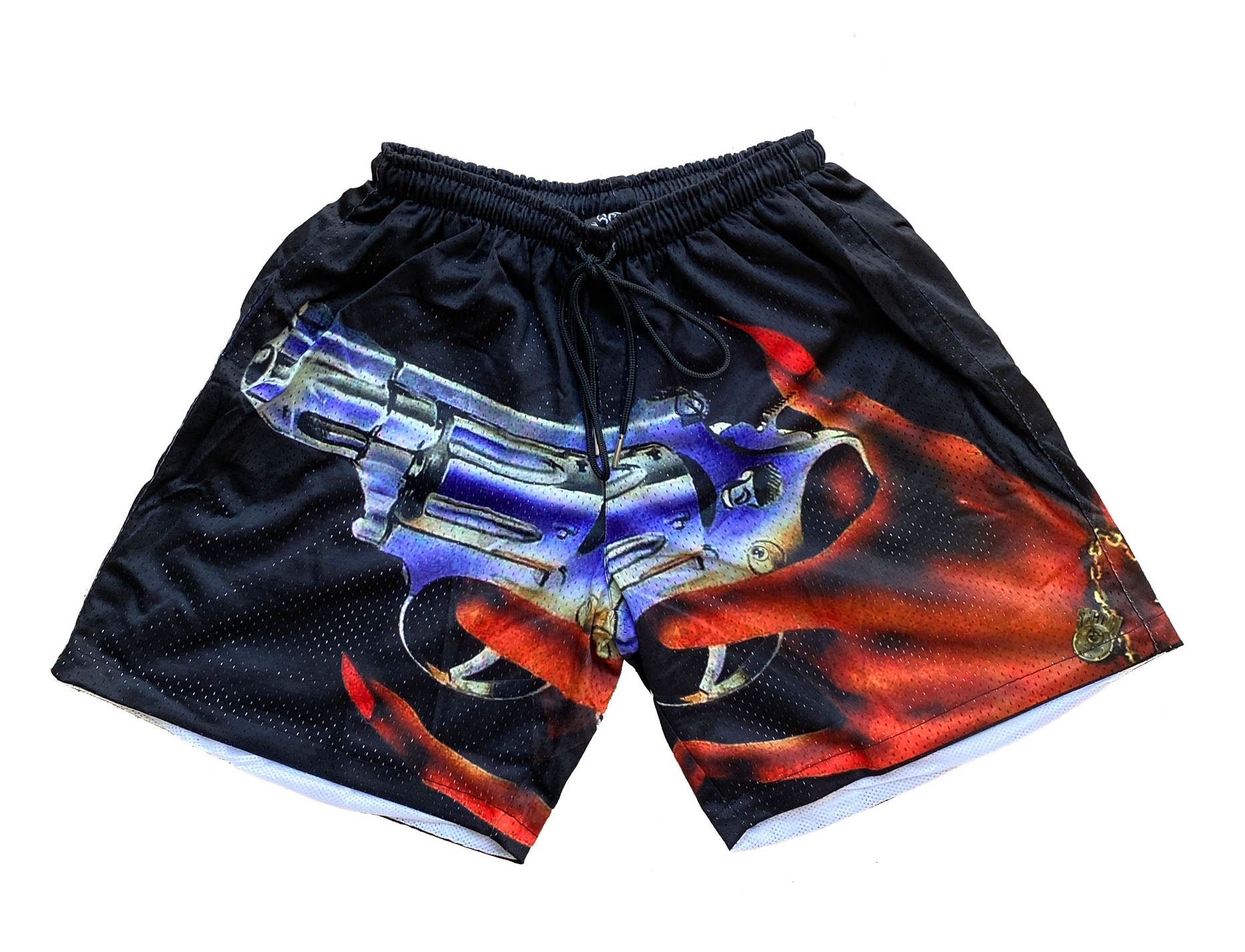 trigger finger shorts