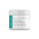Clear Skin Balancing Cream Acne Treatment- Natural Skincare - Cedar Creek Essentials