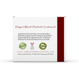 Moon Of My Life - All Natural Cold Process Bar Soap - Dragon's Blood