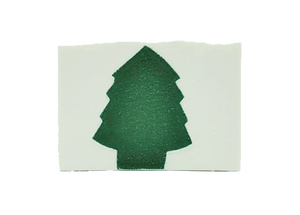 O Tannenbaum holiday soap. Christmas soap. All natural cold process soap.