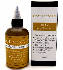 Root Recovery® Hair and Scalp Treatment with DHT Blockers for Hair Growth-Hair Loss Treatments-Cedar Creek Essentials