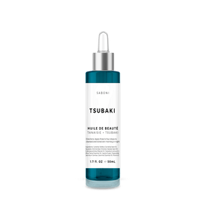 Blue Tansy Balancing Facial Oil | Moisturizer For Blemish Prone or Irritated Skin with Squalane and Tsubaki Oil