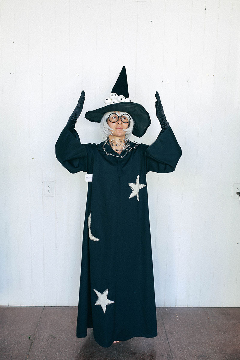 Metaphoric Wizard Costume
