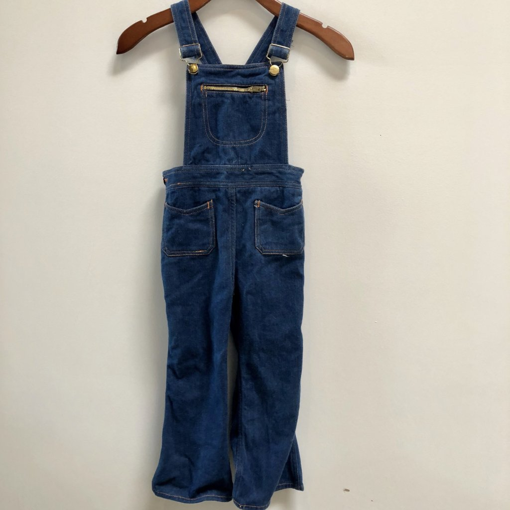 Happy Time Overalls