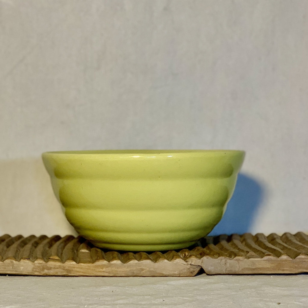 Green Mixing Bowl