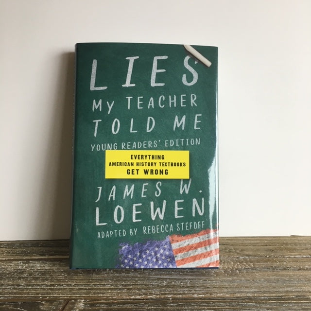 BCB Lies My Teacher Told Me *Young Readers Edition*