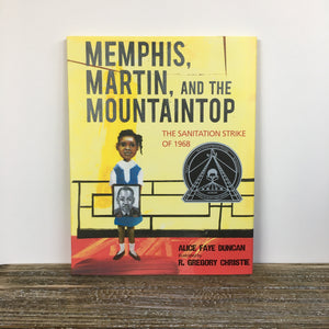 BCB Memphis, Martin, and the Mountaintop