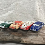 Metal Vintage Race Car Toy
