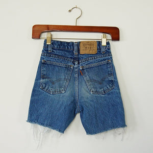 Vintage Levi's Orange Tab Cutoffs - Family Store