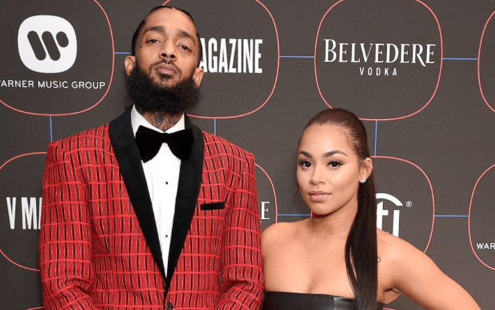Charlamagne Tha God Gifts Lauren London With Nipsey Hussle Pendant