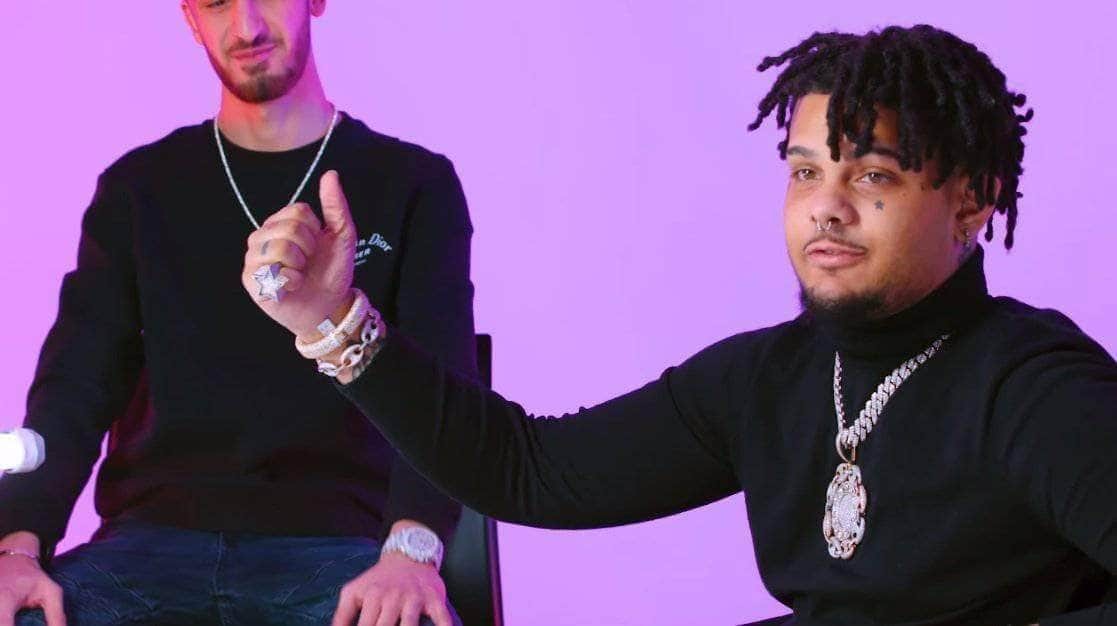 Smokepurpp Keeps Jesus On Ice