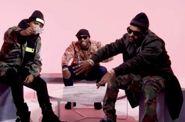 Dipset Show Off Their  Jewelry Collection