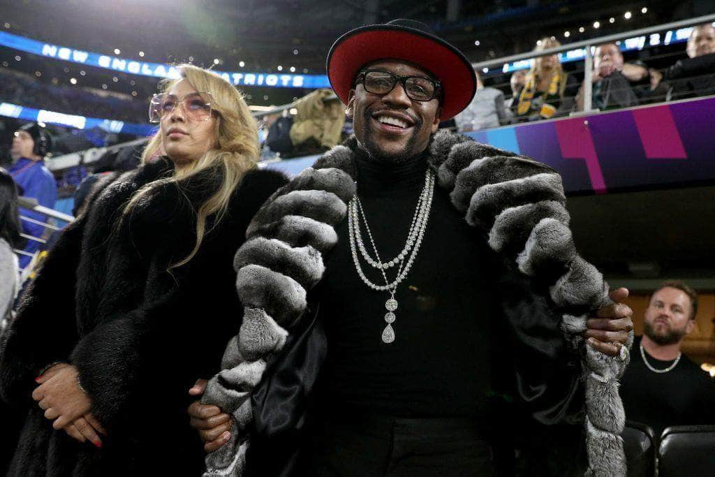 Floyd Mayweather Drops $5.3 Million During Jewelry Shopping Spree