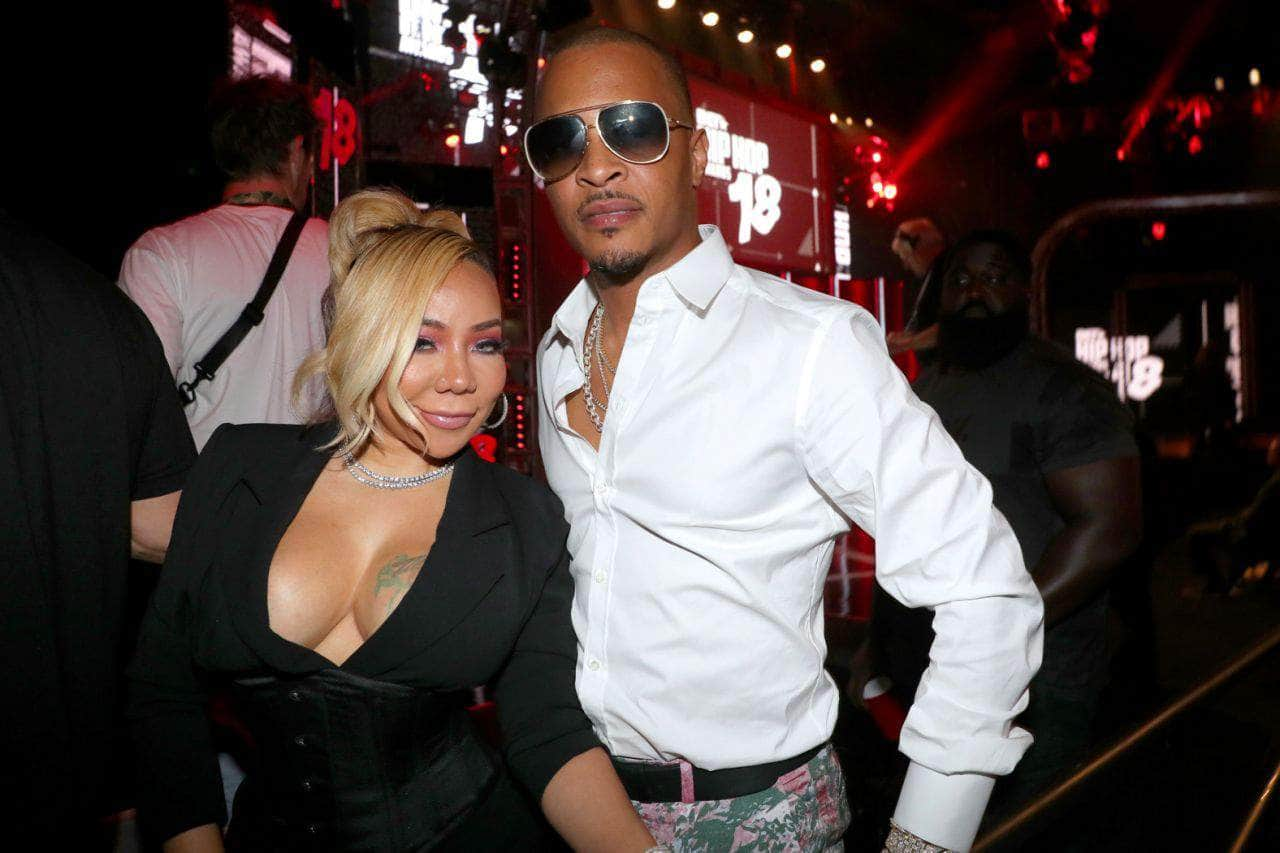 T.I.'s Wife Tiny Reported $750,000 Worth Of Jewelry Stolen From Her Lamborghini
