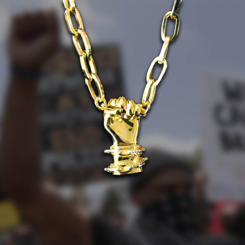 Black Lives Still Matter in Yellow Gold