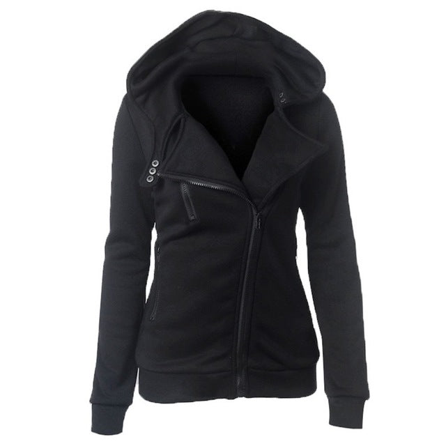 Fox Accessories Ladies Hooded Sweatshirt