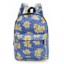 2016 Women Backpack Boy School Bag Women Backpack  Printing Backpacks Ladies Shoulder Bags Rucksack mochila feminina #25
