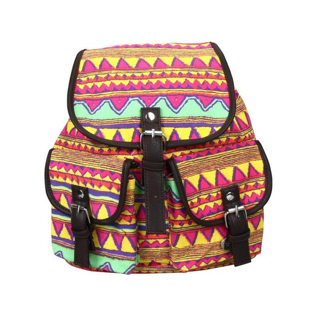 Backpacks Bags For Fashion Vintage Canvas Satchel Bookbags Girl School Bag Travel Rucksack  Women's Backpack mochilas coleg