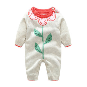 HE Hello Enjoy mommy and me clothes family matching outfits baby long sleeve romper matching mother sweater family look clothing
