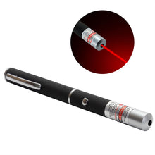 Black Laser Pointer Pen Screen Pointer for Teaching PPT Presentation