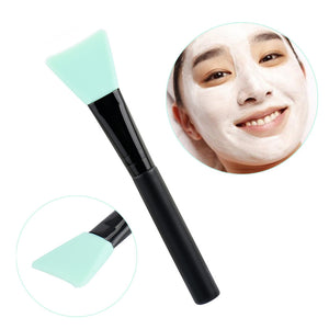 Wooden Handle Facial Face Mud Mask Mixing Brush Cosmetic Makeup Kit