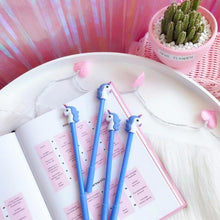 0.35 mm Cute Unicorn Cartoon Gel Pen Promotional Gift Stationery School & Office Supply