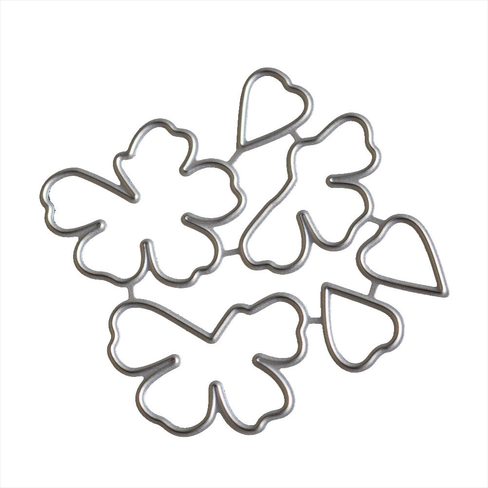 Cutting Dies Metal Stencil Template Mould DIY Metal Embossing Stencil For Album Scrapbooking Paper Card Art Craft Decor