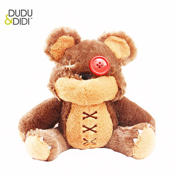 40cm LOL Tibbers Plush doll Super Cute Annies Bear plush League Plush Cosplay Doll Toy New OFFICIAL EDITION WJ362