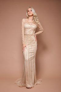 Alexa Gown by Solace The Label
