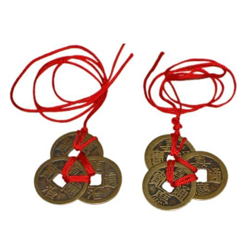 Chinese Feng Shui Coins For Wealth And Success Sound Feng Shui