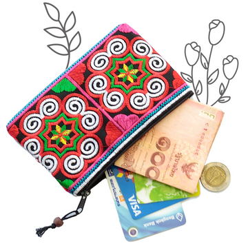 Coin Purse (Multicolor)