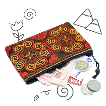 Coin Purse (Red)