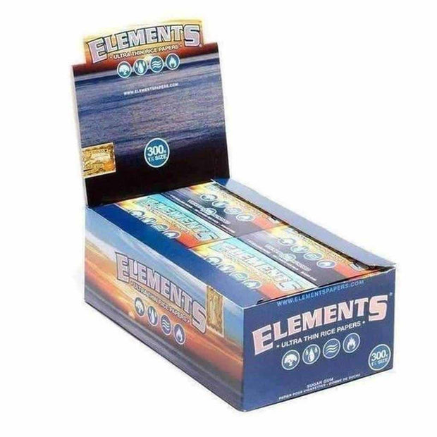 "Elements 300's 1 1/4"" Size Rolling Paper"