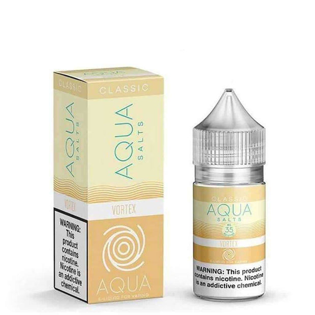 Aqua Salts E-Liquid Classic - 30ml