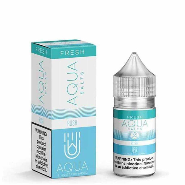 Aqua Salts E-Liquid Fresh - 30ml