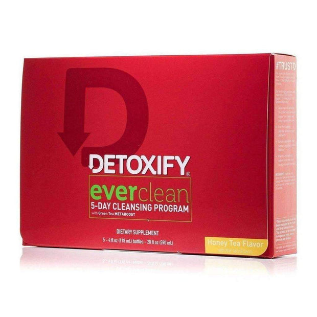 Detoxify Ever Clean Herbal Cleanse