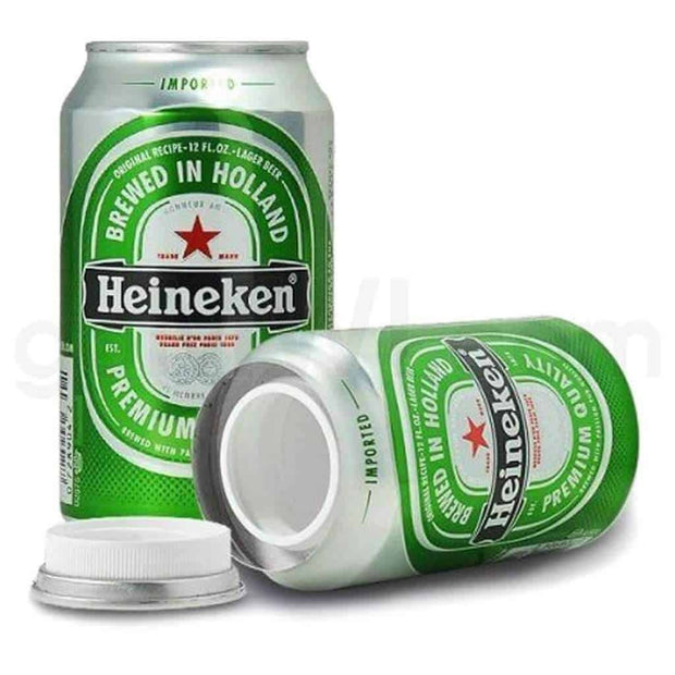 Heineken Beer Safe Can