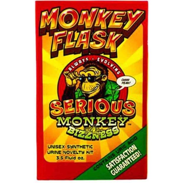 Moneky Flask