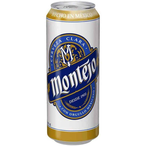 Montejo Beer Safe Can