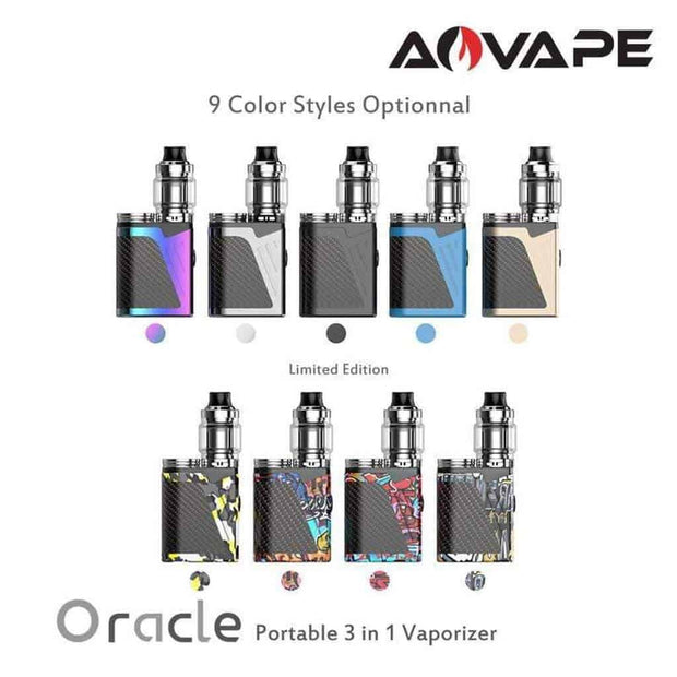 Oracle Portable 3 in 1 Vaporizer