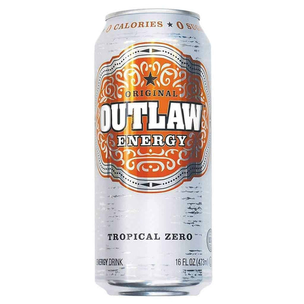 Outlaw Energy Safe Can