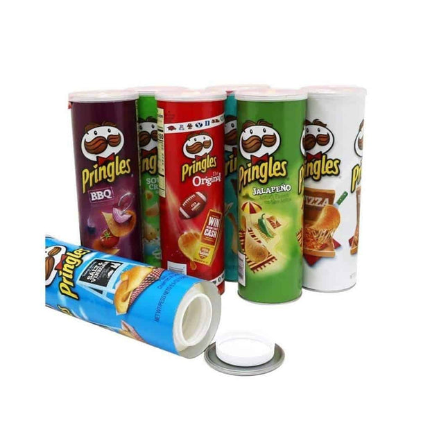 Pringles Safe Can Large - Assorted Flavors