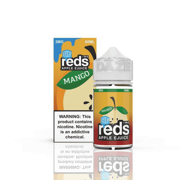Reds Apple eJuice - 7 DAZE - 60ML