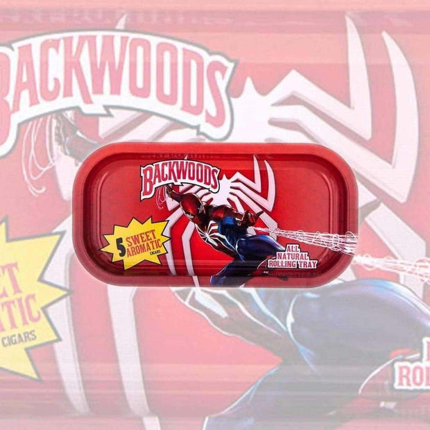 Rolling Trays: Spider-Man Backwoods