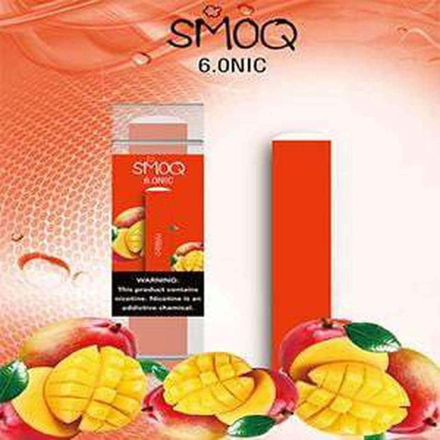 SMOQ Disposable Pod Device - Single Bar