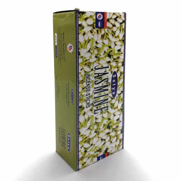Satya 20 Incense Sticks - 6 Pack
