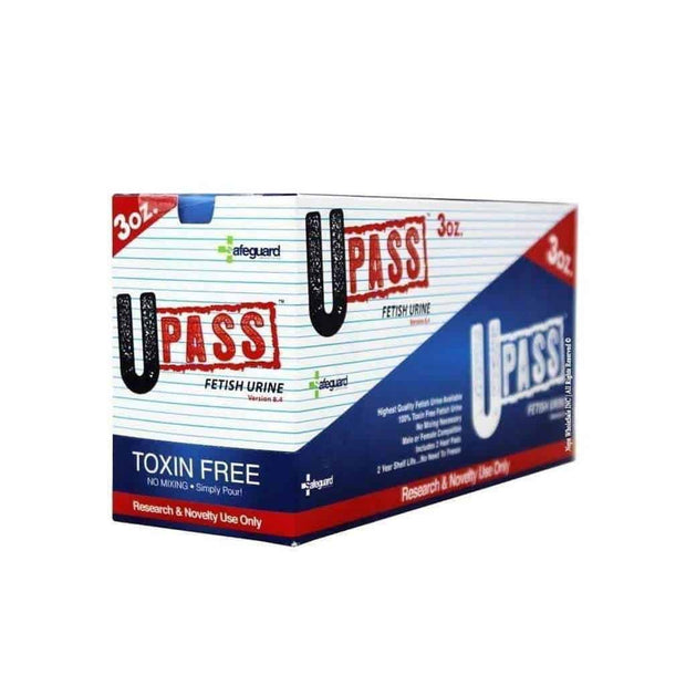 UPass Fetish Urine 3oz - Single