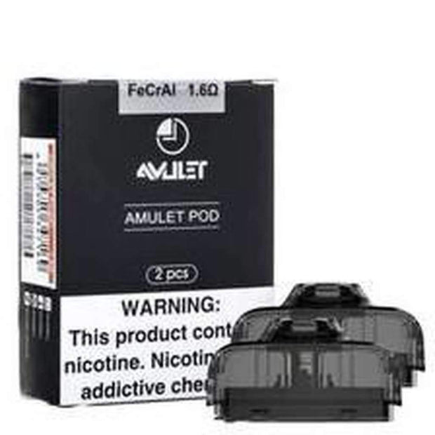 UWELL AMULET POD - PACK OF 2