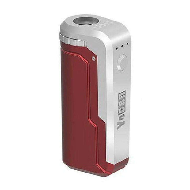 Yocan Uni Box Mod-Vape Mods-Yocan-Red-Silver-Vape In The Box
