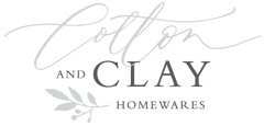 Cotton and Clay Logo
